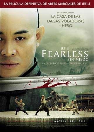 Fearless-Hou Yuan Jia